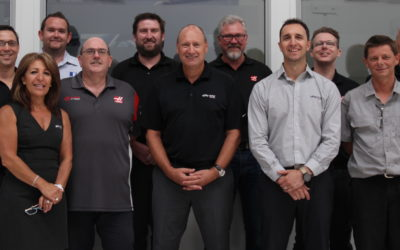 Alfex CNC Australia Expands HAAS CNC Service Department