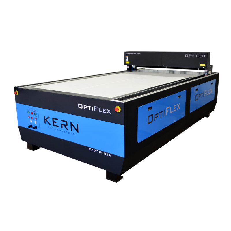 Laser Cutting Metal with Kern Laser Systems - Alfex Laser
