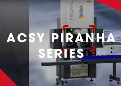 ACSYS – The PIRANHA Series from ACSYS