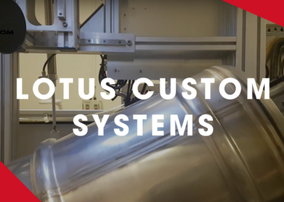 LOTUS – Custom Systems