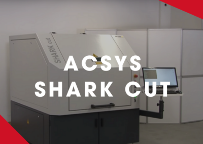 ACSYS – SHARK cut