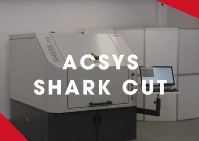 ACSYS – SHARK cut