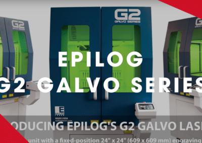 G2 Galvo Laser Series: Metal Etching Laser Engraver