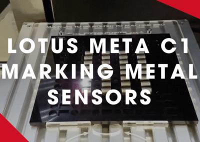 Lotus Meta C1 Marking Metal Sensors