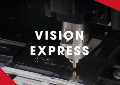 VISION – Express Engraver