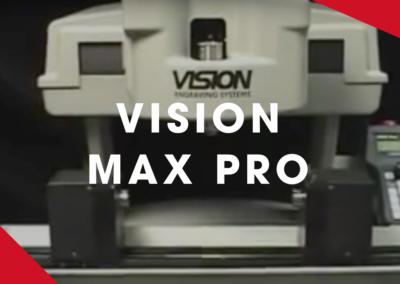 VISION – Max Pro Engraver