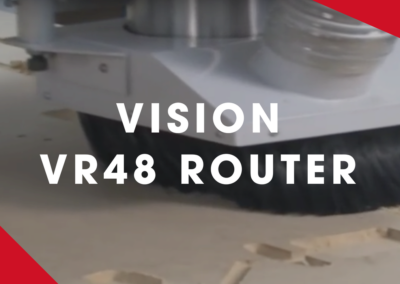 VISION – VR48 CNC Router