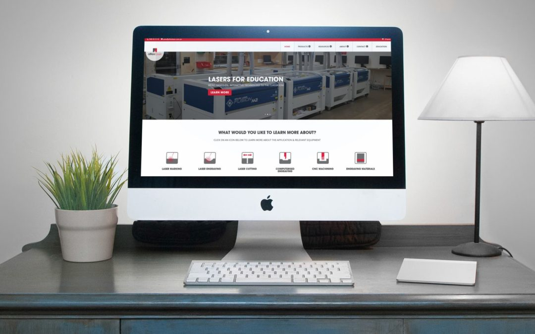 New Website Launches for Laser Industry