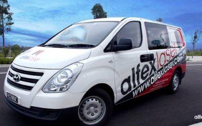Alfex Laser Support Network Australia Wide