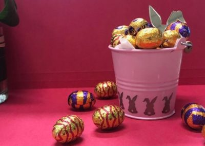 TIN EASTER BUCKETS