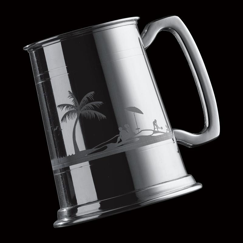 Lotus Laser Meta-C Alfex Laser Sample Mug