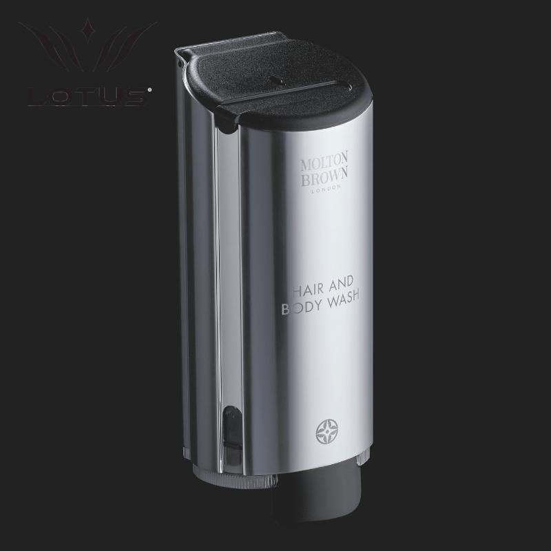 Lotus Laser Meta-C Alfex Laser Sample Soap Dispenser Engraving