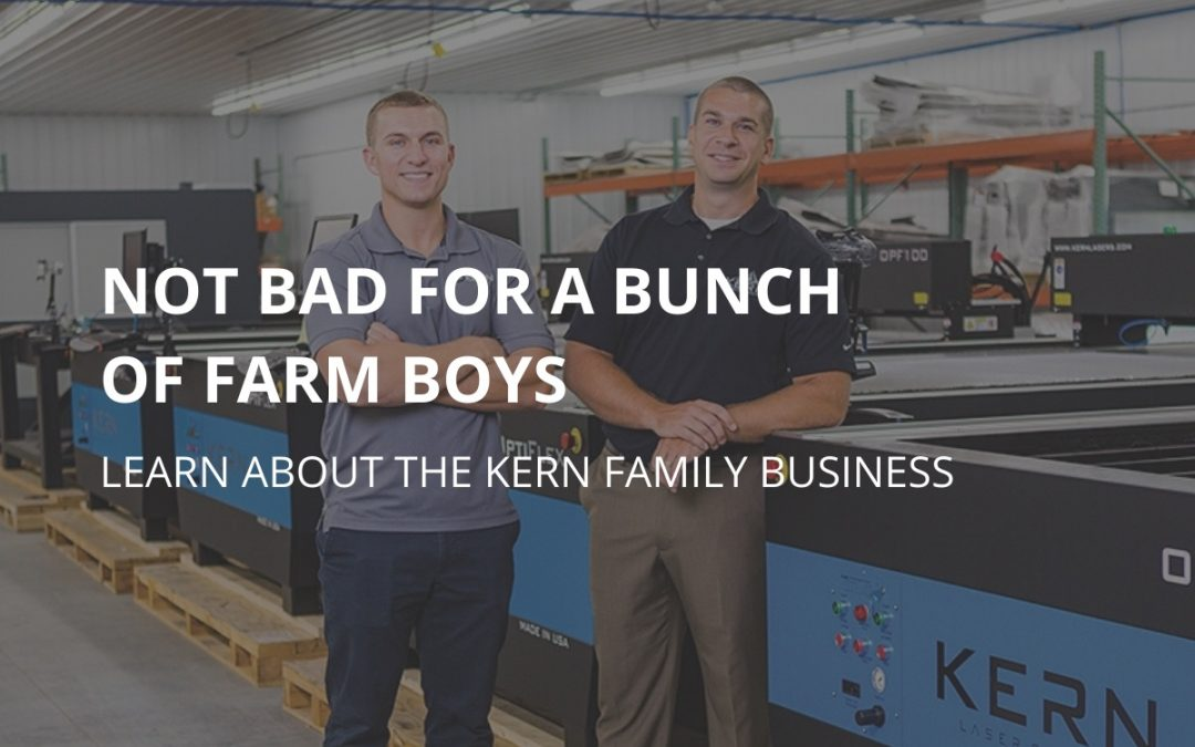 Kern brothers interview 2019