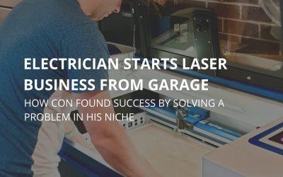 Lasered Sales
