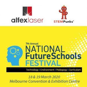 FutureSchools Banner Alfex StemPunks